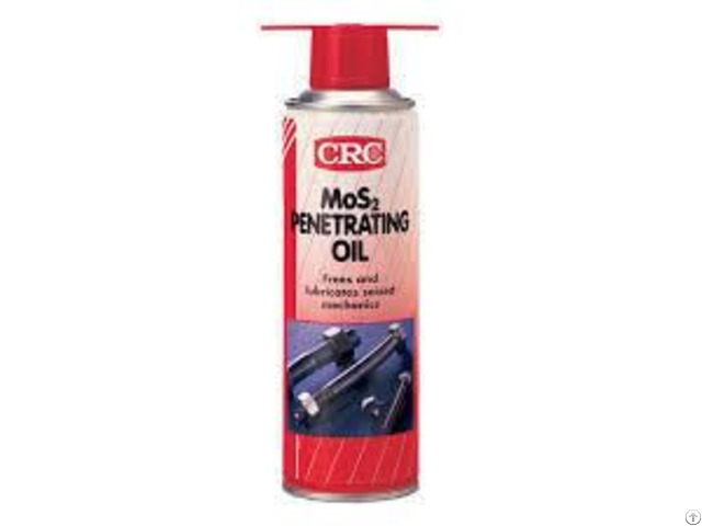 Crc Penetrating Oil Mos2