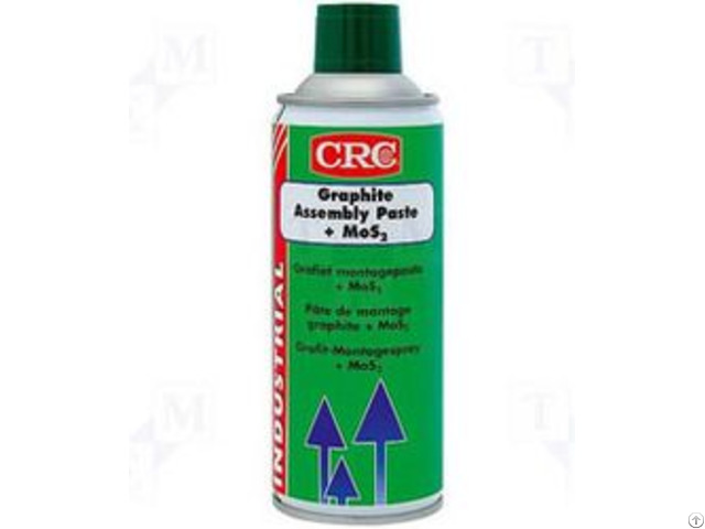 Crc Graphite Assembly Paste Mos2