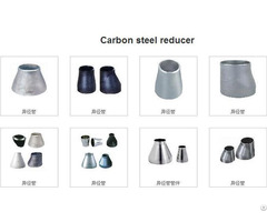 Wall Thickness Black Carbon Steel Pipe Reducer From China Haihao Manufacture
