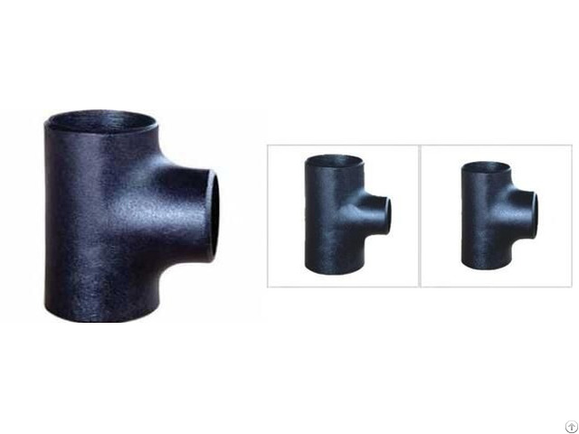 Carbon Steel Tee Haihao Brand