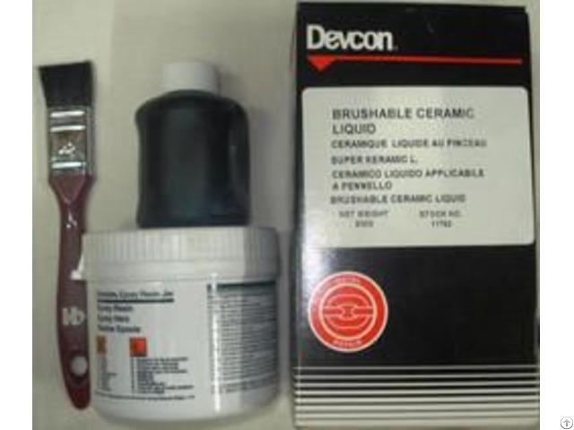 Devcon Brushable Ceramic Red
