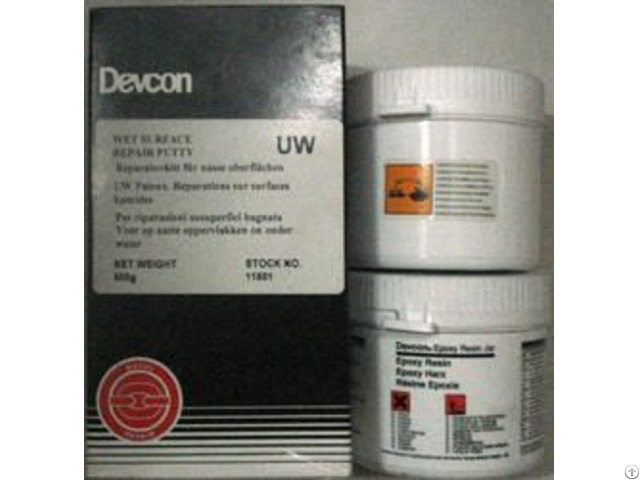 Devcon Underwater Wet Surface Repair Putty