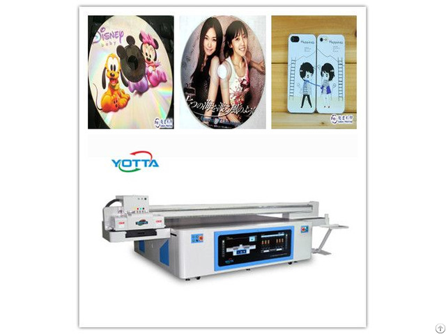 Uv Led Flatbed Printer For Phone Cases