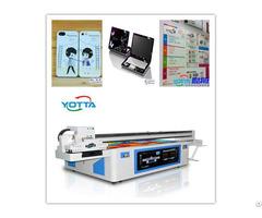 Uv Led Flatbed Phone Case Inkjet Printer