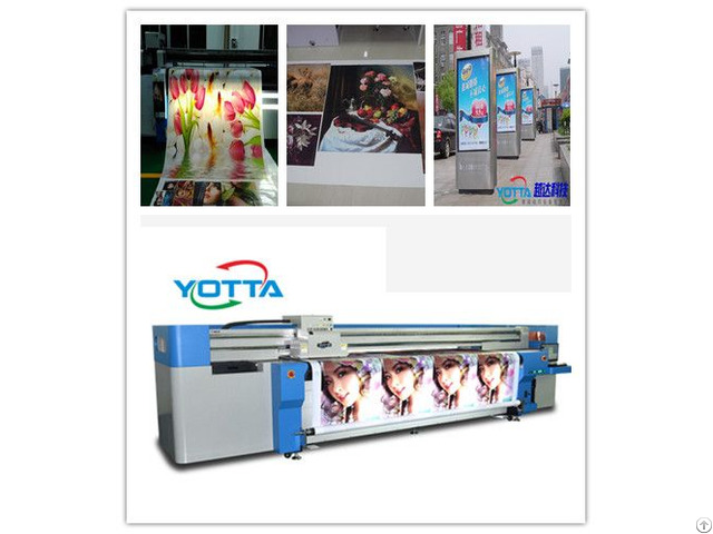 New Advertising Billboard Printing Machines