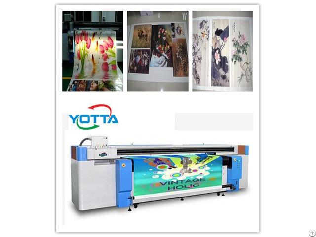 Advertisement Printing Machine