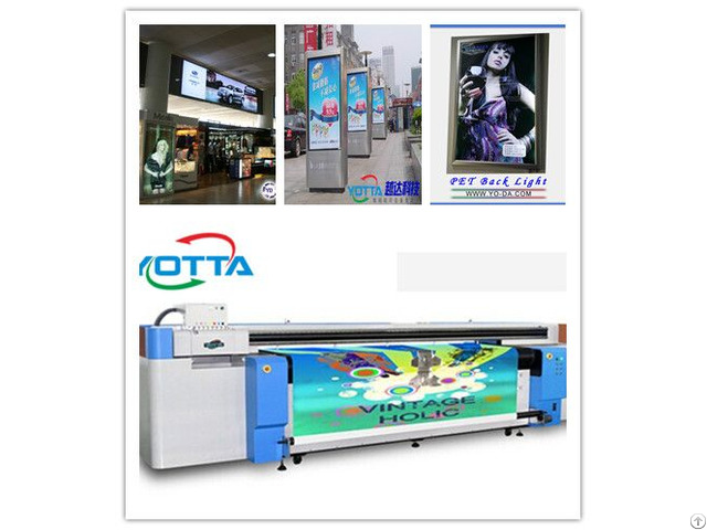 High Efficiency Advertisement Printing Machine