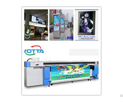 High Efficiency Advertisement Printing Machine