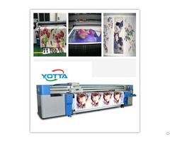 High Resolution Eco Outdoor Advertising Printer