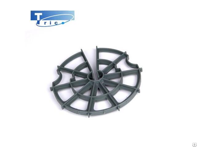 Concrete Plastic Fittings Wheel Spacer