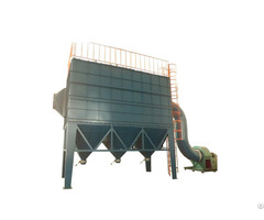 Filtration System Pulse Jet Blowing Industrial Baghouse Dust Collector