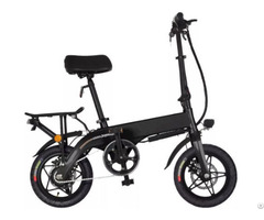 36v Integrated Lithium Battery Electric Bicycle