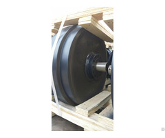 Cx210 Undercarriage Parts Idler Assembly