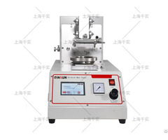 Astm D3514 Universal Wear Friction Testing Machine And Stoll Quartermaster