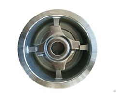 Stainless Steel Wafer Spring Check Valve