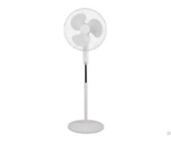 Stand Fan With Round Base Crysf 16bi M