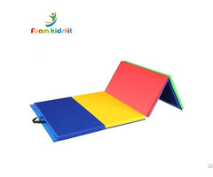 Factory Direct Sales Customized Gymnastic Folding Tumbling Sport Mat