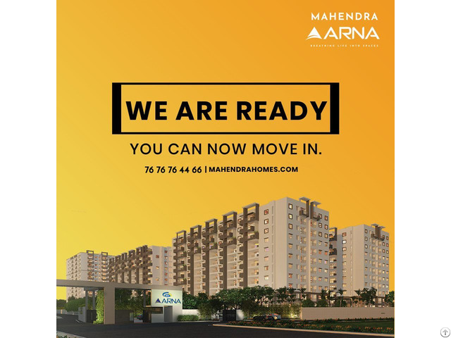 Apartments From The Branded Builders In Electronic City