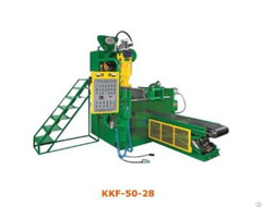 Pre Mixed Resin Sand Core Shooting Machine Kkf50 28 Vertical