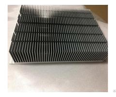 Anodized Aluminum Heat Sink