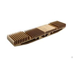 Factory Customized Extrusion Aluminum Led Modular Heatsink