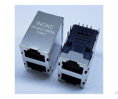 Ingke Yk 822119enl Direct Substitute Te 5569381 1 Ethernet 8p8c Rj45 Jack
