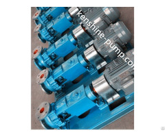 Cpn Corrosion Resistant Alkali Liquid Transfer Pump