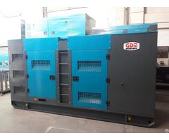 Diesel Generator Gdm Jenerator
