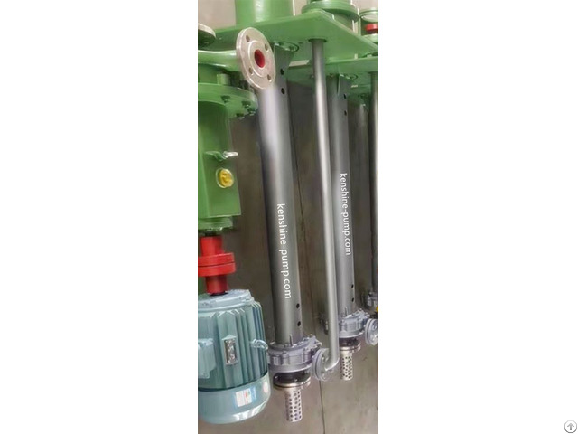 Fyb Stainless Steel Corrosion Resistant Submerged Pump