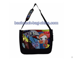 Adjustable Strap School Shoulder Bag