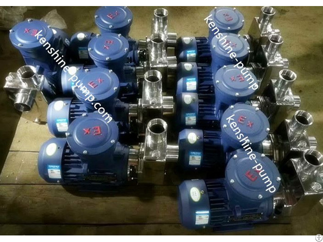 Fbz Self Priming Stainless Steel Centrifugal Pump