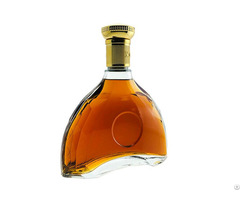 Custom Design Cognac Brandy Bottle