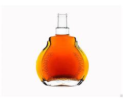 Brandy Glass Bottle