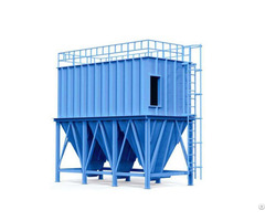 Cyclon Bag Filter Industrial Dust Collector