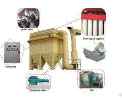 Best Bag House Industrial Dust Collector