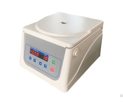 Td4c Low Speed Centrifuge For Prp