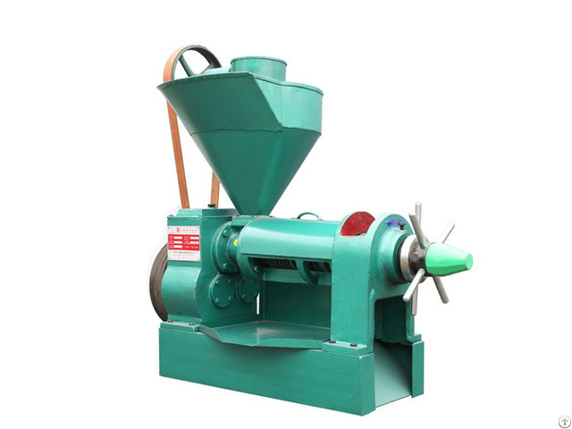 High Efficiency Cold Press Soybean Oil Pressing Machine With Low Residue