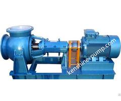 Jxf Fluoroplastic Liner Axial Flow Pump