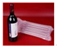 Red Wine Pouch Air Column Bag