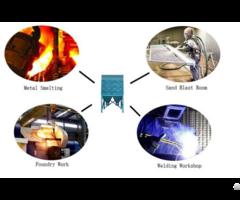 China Lefilter Separator Pulse Plenum Dust Collector