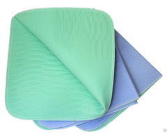 Multi Layers Waterproof Reusable Incontinence Bed Pads Washable Underpads