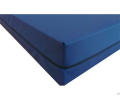 Waterproof Vinyl Pvc Coated High Quality Hospital Mattress Covers With Zip
