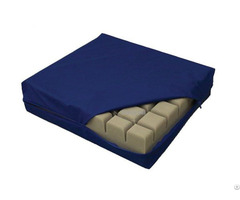 Waterproof Wipe Clean Pu Coated Medical Pillow Cushion Covers