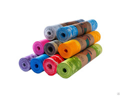 Camouflage Tpe Yoga Mat Kmt04