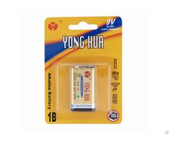 Hot Selling High Capacity 9v 6lr61 Alkaline