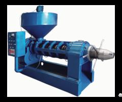 Special Developed Automatic Temperature Control 20tpd Palm Fruit Oil Press Machine
