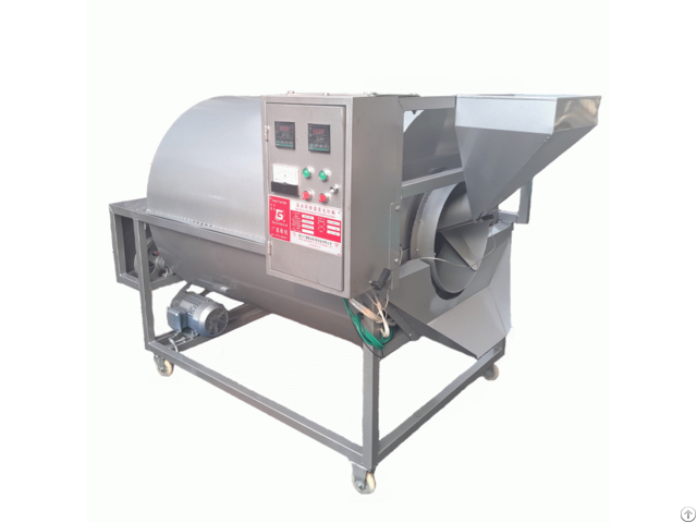 Ydcz150bz High Efficiency Environmental Friendly Electric Seeds Roaster
