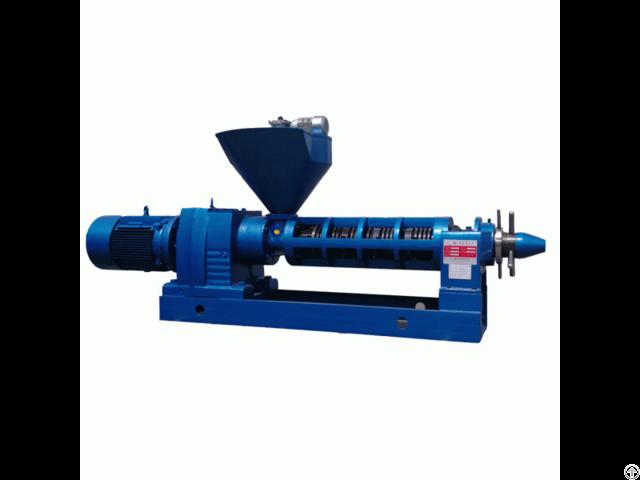 Yzyx140cj-t European Standard Screw Oil Press With Direct Coupled Motor Reducer