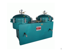 Yglq600x2 Powerful Precise Air Pressure Oil Filter
