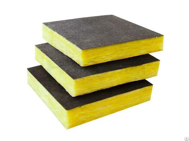 Foil Clad Glass Wool